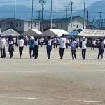 第48回大里地区住民運動会が開催されました。